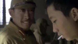 日军老兵带着新兵去慰安所找快乐,不想在里面碰到了他的母亲