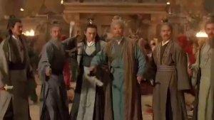 李连杰这一段,王者归来,电影中最激动人心的时刻,爽翻!