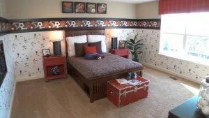 男宝宝的卧室设计风格