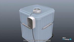 【触动力】省电环保两不误的 Mistbox 恒温系统