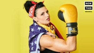 拳击女王Alicia: 强壮才是性感的新潮流