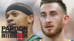 Isaiah Thomas Followed Gordon Hayward On Instagram | Pardon The Interruption | ESPN