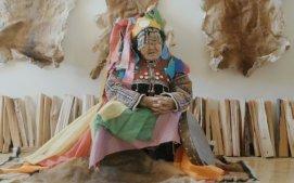 鄂伦春族最后一个女萨满是如何通神的?
