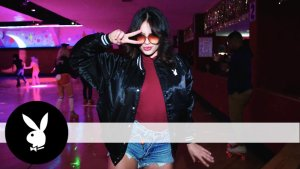 Playmates on Skates: Relive our Midnight Roller Disco Party