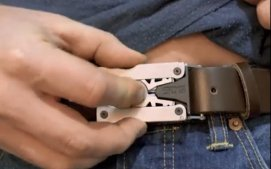 007专用皮带,12种功能男人必备,用时脱就对了