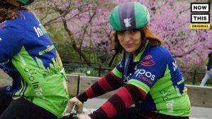 这个组织让盲人也能骑自行车!
