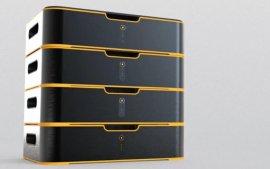 8公斤的盒子,让你不怕看片断电断网,赶快备一个