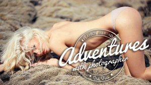 Ausrine Olivia and Ana Dias Proved You Can Make Iceland Sexy in This Week's Playboy Abroad