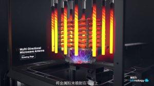 【触动力】放在办公室的金属零件工厂Desktop Metal 3D打印系统