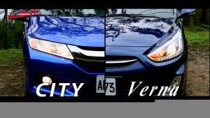 本田 City V.S 现代 Verna 超值新选择 试驾