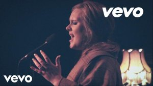 Adele-《Someone Like You》Largo现场版