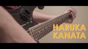 《火影忍者》Op2 - Haruka Kanata- Asian Kung-Fu Generation Cover