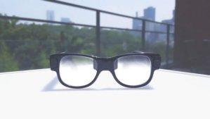 Alpha Glass AR眼镜  智能眼镜中的颜值担当