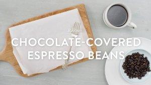 巧克力浓咖啡