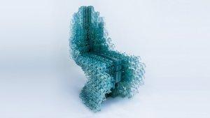 Voxel chair v1.0 by Design Computation Lab