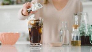熏海盐咖啡