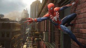 熟悉的感觉!《蜘蛛侠》PS4游戏演示视频