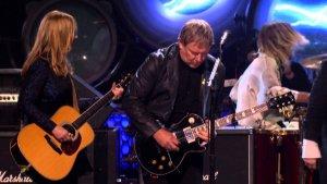 摇滚名人堂成员即兴演出《Crossroads》-2013年现场