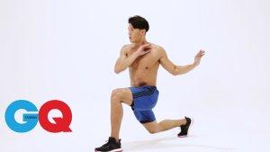 GQ active 高Hit高强度间歇训练