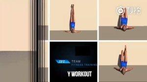 7日臀腿训练方法,一套动作,臀腿都搞定 学习更多健身减脂技巧,果 断 关 注