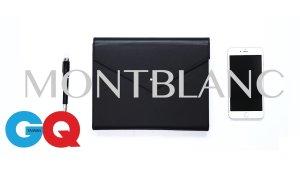 神秘开箱!MONTBLANC 万宝龙数位扩增笔记本|GQ Unboxing