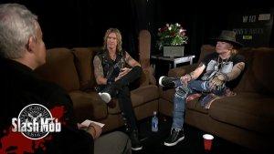 枪花乐队2016年专访-Axl Rose & Duff McKagan