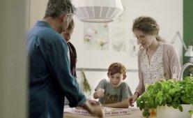 宜家超暖广告:我爱厨房 生活如此多娇