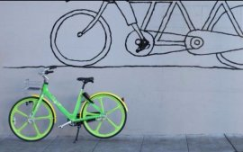 美国版摩拜单车复制中国模式获投资