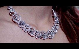 钻石项链的诞生,简直熠熠夺目!