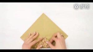 分享一种酷炫吊炸天的叠盒子方法,卧槽,瞬间提升逼格,建议留着备用!!!