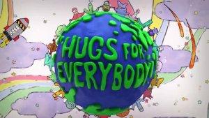 给每个人一个拥抱
