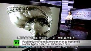 好的外星人,使坏的人类