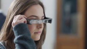 【罗森资讯】EPSON BT-300 Moverio AR 智慧眼镜 虚拟实境 适用 空拍机 DJI VR