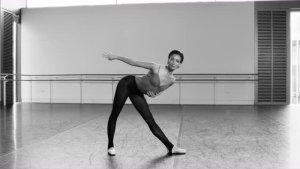 皇家芭蕾舞团首席舞者Cuthbertson