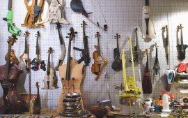 Found Sounds- Making Instruments From Trash用破铜烂铁制作乐器