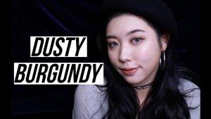 低彩度土色系妆容|Dusty Makeup|CindyH