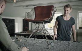 人体工程学与设计的完美结合,才有一把餐椅的舒适