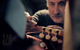 做一把弗拉明戈吉他,凭它与上天对话