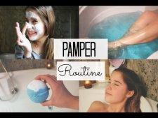 Pamper Routine - Spa a Casa | AliLuvi