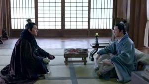 靖王和梅长苏谈事靖王情绪一激动,梅长苏就咳嗽,套路太深