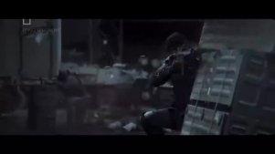 这部片长很短的电影,里面的枪战打斗场面却劲爆十足,超震撼