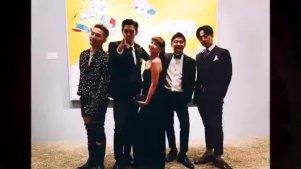 Bigbang权志龙的时尚艺术潮流跨界之旅