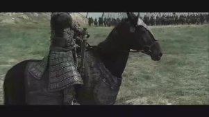 孤身将军甄子丹 独自面对千军万马,疯狂杀敌