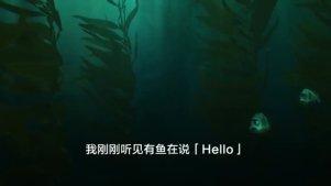 《海底总动员 2:多莉去哪儿》中文预告