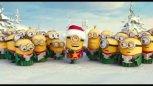 小黄人齐唱圣诞歌