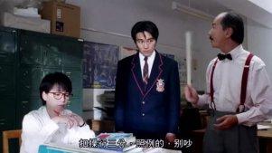 星爷作弊失败被老师发现要请家长,他的监护人居然是吴孟达
