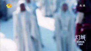 《幻城》58集穿帮镜头,樱空释抱不起岚裳,替身大哥来帮忙