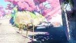 樱花树下你和我