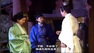 三国演义最温情时刻,周瑜和小乔诸葛亮面前秀恩爱
