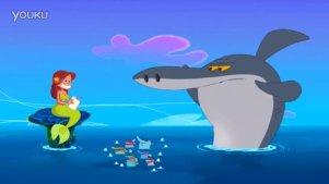 野猪与美人鱼之航空母舰,为护花的鲨鱼默哀